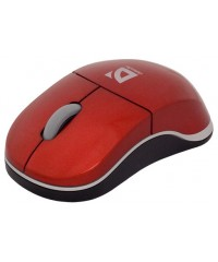 Мышь Defender Kiddo 105 R (red) USB 3 кн, 2.4ГГц