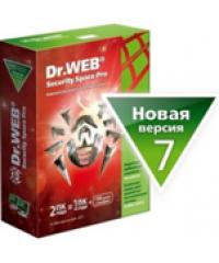 Антивирус Dr.Web Security Space Pro 2года 2ПК
