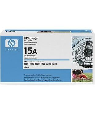 Картридж оригинальный HP C7115A для LaserJet 1000/ 1200/ 1220/ 3300 (2500 стр.)
