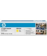 Картридж оригинальный HP CB542A