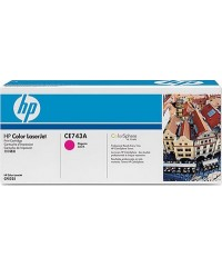 Картридж оригинальный HP CE743A