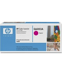 Картридж оригинальный HP Q6003A Magenta 124A для Color LaserJet 1015/ 1600/ 2600/ 2605 (2500стр.)