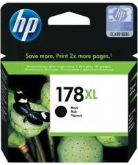 Картридж оригинальный HP CB321HE №178XL Black