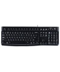 Клавиатура Logitech K120 USB (920-002522) OEM