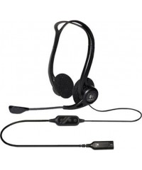 Гарнитура Logitech PC Headset 960 (981-000100) Mic