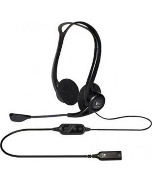 Гарнитура Logitech PC Headset 960 (981-000100) Mic