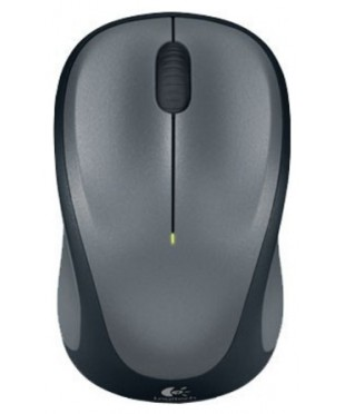 Мышь Logitech M235 Wireless (910-002203) Silver optical