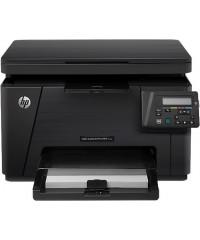 МФУ HP LaserJet Color LaserJet Pro M176n A4, printer/scanner/copier, 600dpi, 16(4)ppm, 128Mb, USB/LAN (CF547A)