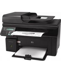МФУ лазерное HP LaserJet Pro M1212nf RU (принтер/сканер/копир/факс/CE285A/RJ-45/автоподатчик)