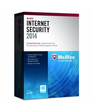 Антивирус McAfee Internet Security 2014
