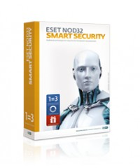 Антивирус NOD32 Smart Security 1год 3ПК