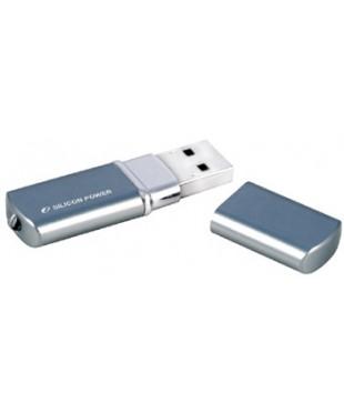 Флэш диск USB Silicon Power 4GB Luxmini 720 синий