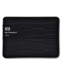Внешний жесткий диск WD My Passport Ultra 1000Gb WDBJNZ0010BBK