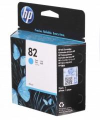 Картридж оригинальный HP C4911A №82 Cyan для DJ 500/ 800/ 815/ 820