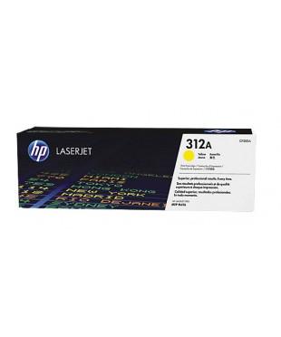 Картридж оригинальный HP CF382A №312A Yellow для Color LaserJet Pro MFP M476