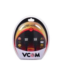 Кабель HDMI/DVI 3м TV-COM с позолоченными контактами