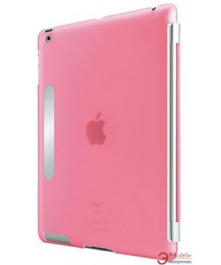Чехол для New iPad Snap Shield Secure, Pink / Belkin F8N745cwC04
