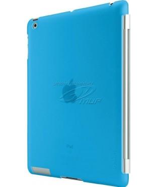 Чехол для New iPad Snap Shield, Blue / Belkin F8N744cwC04