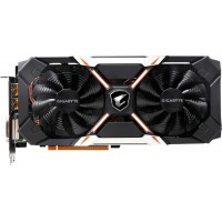Видеокарта Gigabyte AORUS GeForce GTX1060 6144Mb, DDR5,192bit,DVI,HDMI [GV-N1060AORUS X-6GD]