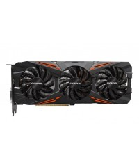 Видеокарта Gigabyte Gaming GeForce GTX1080 8192Mb, DDR5,256bit,DVI,HDMI [GV-N1080G1GAMING-8GD]
