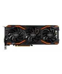 Видеокарта Gigabyte GeForce GTX1080 8192Mb, DDR5,256bit,DVI,HDMI [GV-N1080WF3OC-8GD]