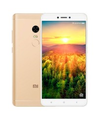 Смартфон Xiaomi Redmi Note 4X 3/16Gb золотой (china)