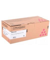 Принт-картридж тип SP C252E (4K) малиновый Ricoh SP C252DN/C252SF
