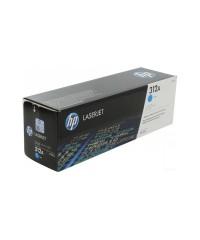 Картридж оригинальный HP CF381A №312A Cyan для Color LaserJet Pro MFP M476