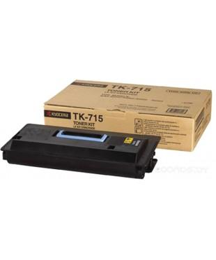 Картридж оригинальный Kyocera TK-715 для KM 3050/ 4050/ 5050 (34000стр.)